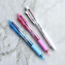 2+1 Pencil Pen (블랙-레드 2색심과 샤프펜슬)