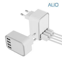 알리오 4포트 멀티 USB 고속충전기