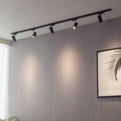 LED 히트 COB 3w 레일 조명 2M 세트