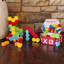히그잭틀리 퍼즐게임 (3세 이상 1인 입체 평면도형학습)