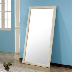 키티 모던 원목 대형 거울