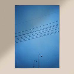 [필름감성사진] blue day