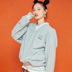 NEONDUST. V Sweater MINT
