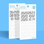 [모트모트] 디지털 스티커 - Vol.1