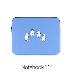 Bear (노트북 11인치 파우치)
