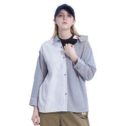 Lovely M Stripe Shirts (BLACK)