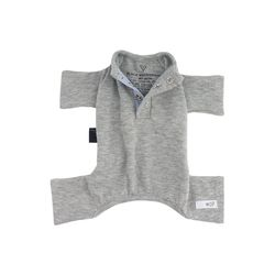 Number7 Days Overall Gray