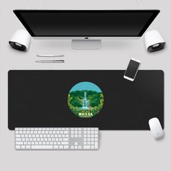 코나브루잉 빅웨이브 마우스 장패드 두께5mm (원형디자인)