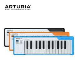 아투리아 MicroLab 25건반 휴대용 키보드 컨트롤러