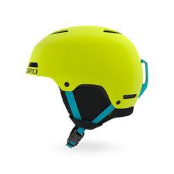 CRUE 아동 청소년용 보드스키 헬멧 - MATTE CITRON