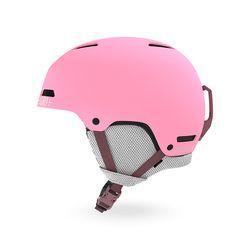 CRUE 아동 청소년용 보드스키 헬멧 - MATTE PINK NAMUK