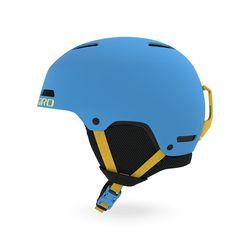 CRUE 아동 청소년용 보드스키 헬멧 - MATTE SHOCK BLUE