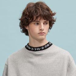 RC neck logo mtm (gray)