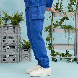 RC pocket jogger pants (cobalt blue)
