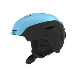 NEO AF (아시안핏) 보드스키 헬멧 - MATTE ICEBERG BLACK