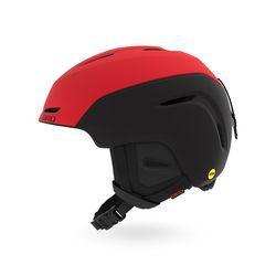 NEO MIPS AF (아시안핏) 보드스키 헬멧 - MAT BRIGHT RED BLACK