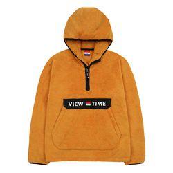 Time Anorak (orange)