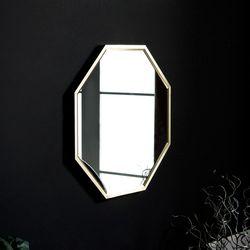 골드 화장대 욕실 거울 인테리어 벽거울 600