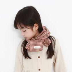 가을감성 아동 스카프