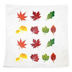 가을낙엽 스텐실 손수건 만들기(3인용)