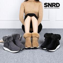 [SNRD] 겨울신발 털부츠 여성부츠 방한화 SN522