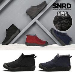 [SNRD]겨울신발 패딩부츠 털신 방한화 털부츠 SN510