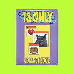 COLLECT BOOK 4X6 ONLY