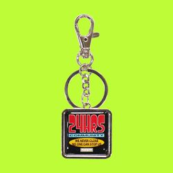 METAL KEY HOLDER 24HRS