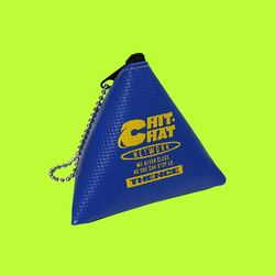 COIN POUCH CCN BLUE