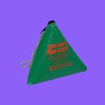 COIN POUCH CCN GREEN