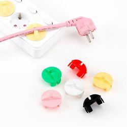아이정 멀티탭 콘센트 안전커버 전선정리 커버 마개