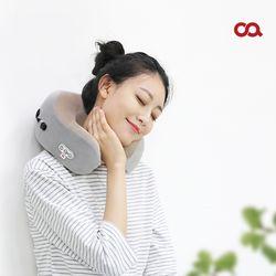 오아 트래블러 안마기 여행용 목 쿠션 베개 마사지기 OA-MA028