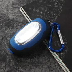 파워킹 COB LED 미니랜턴(블루)
