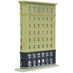 [건물 컬랙션] 163 1:150 슬림형 빌딩 A (N게이지)