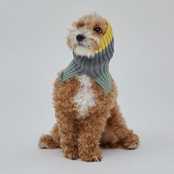 Sherbet Neck Warmer 소형견 - S Size