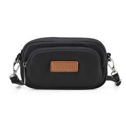토부그 WLT 블랙 크로스 클러치백 여행가방