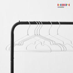 한샘 PVC 상의용 옷걸이 30P 세트