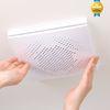 에어스케이프 화장실 담배냄새차단 1분 간단설치 역류방지댐퍼