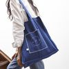 Square Pocket Bag Denim