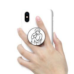 [T]커플드로잉 스마트톡 3D하드.LG G7(LM-G710)