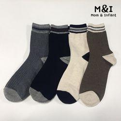 M&I 고퀄리티 남성 모던 중목 7족
