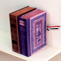고서적함 1800올드북  [VintageBookCase] Blank Book