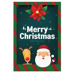 크리스마스 엽서 ch3