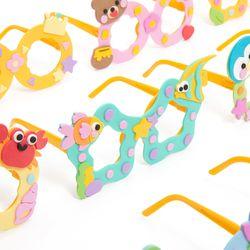 EVA 어린이 안경 만들기재료