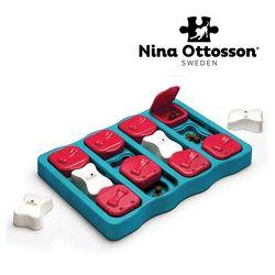니나오토슨 도그 브릭 정품 강아지 노즈워크 지능개발 놀이