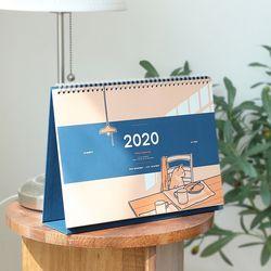2020 나의20 데스크 캘린더 L