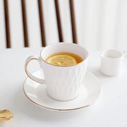 gold classic 커피잔세트