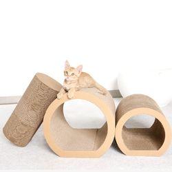 (봉봉펫닷컴) 고양이 3단 조립형 캣타워