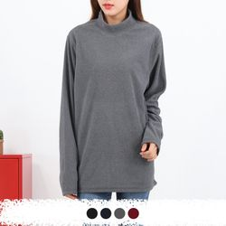 후리스 반목폴라 티셔츠