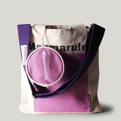 Pocket point eco cross  Purple